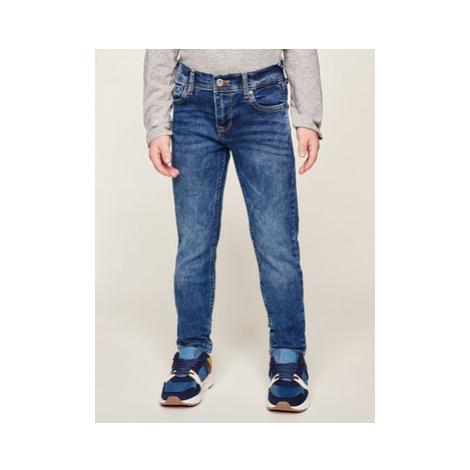 Pepe Jeans Džínsy PB200528 Tmavomodrá Skinny Fit