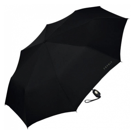Esprit Pánsky skladací dáždnik Gents Mini Tecmatic Black