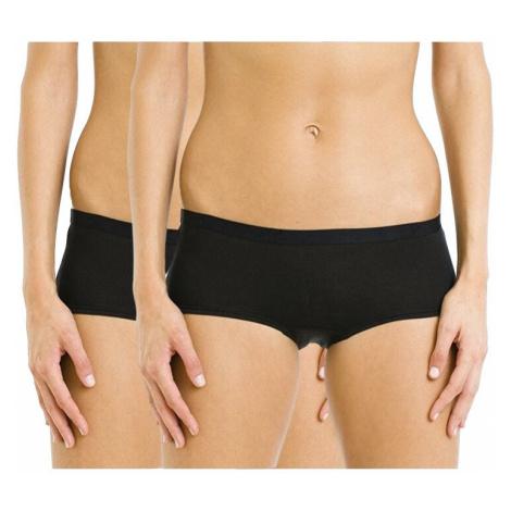 2PACK dámske nohavičky Bellinda čierné (BU822411-094)