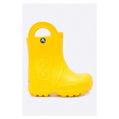 Crocs - Detské gumáky Handle Rain