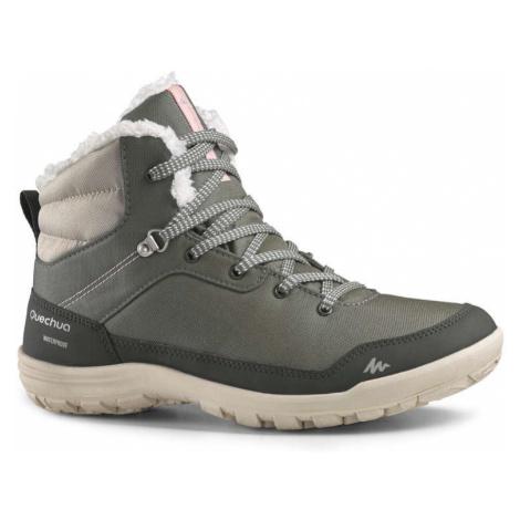 Dámske trekové a outdoorové topánky QUECHUA