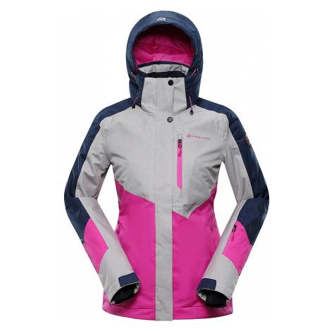 Dámska lyžiarska bunda s membránou ptx Alpine Pro