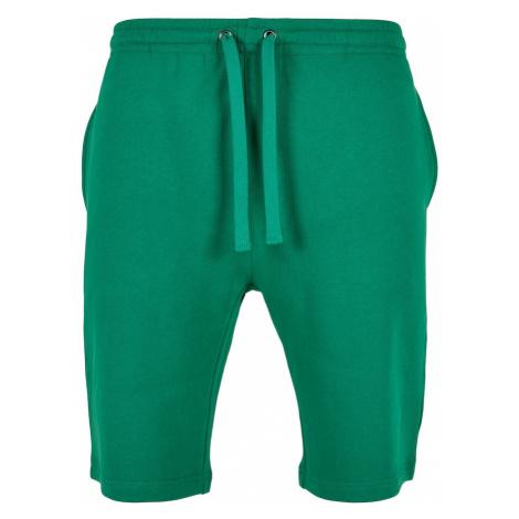 Urban Classics Nohavice  zelená