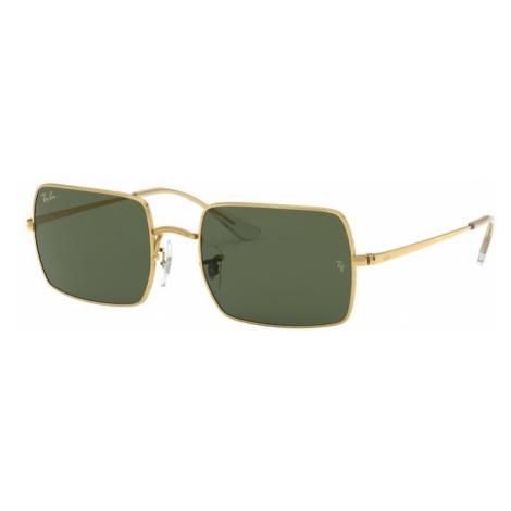 Ray-Ban Slnečné okuliare 'RB1969 - 919631'  zlatá / čierna