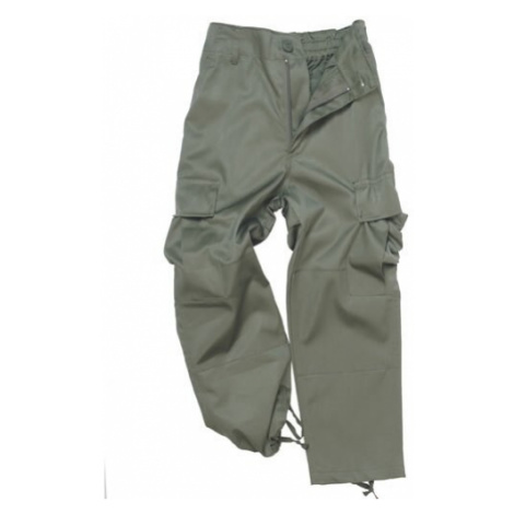 Dětské kalhoty US BDU Mil-Tec® - zelené