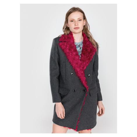 Martino 1 Kabát Pinko Růžová