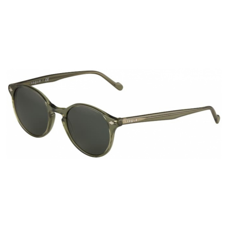VOGUE Eyewear Slnečné okuliare  tmavošedá