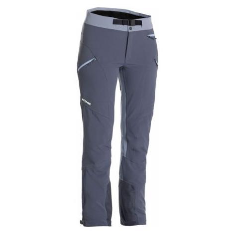 Atomic BACKLAND WS PANT W tmavo šedá - Dámske lyžiarske nohavice