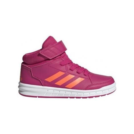 Adidas Altasport Mid K Ružová