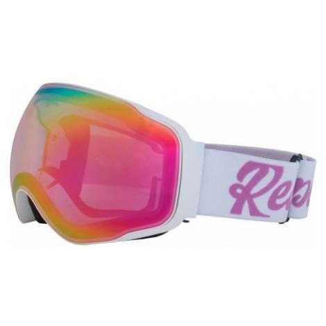 Reaper FRAMY biela - Dámske snowboardové okuliare