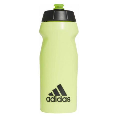 adidas PERFORMANCE BOTTLE zelená - Fľaša na pitie