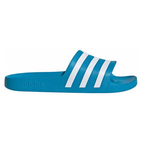 Modré šĺapky Adidas Adilette Aqua