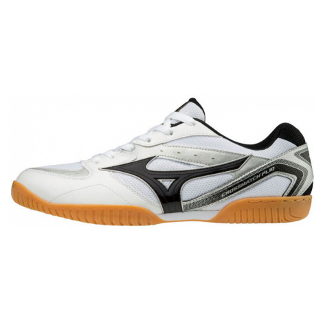 Pánska halová obuv Mizuno Crossmatch Plio RX4 White/Black