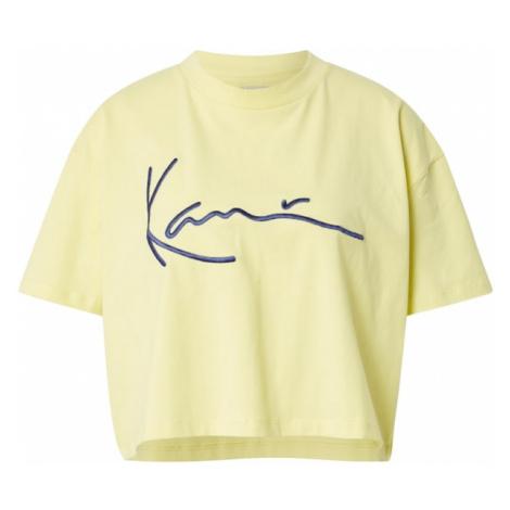 Karl Kani Tričko  žltá