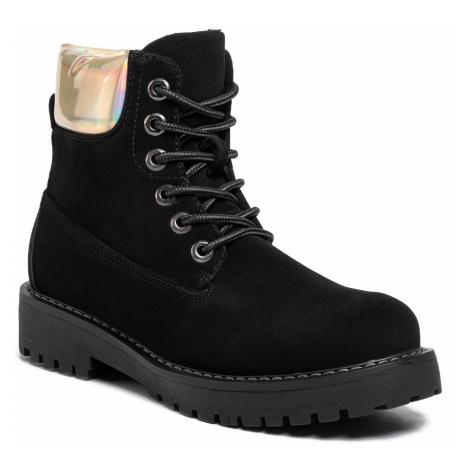 Outdoorová obuv DEEZEE - WSN2911-01 Black