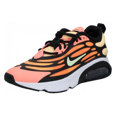 Nike Sportswear Nízke tenisky 'Air Max Exosense'  oranžová / čierna / ružová