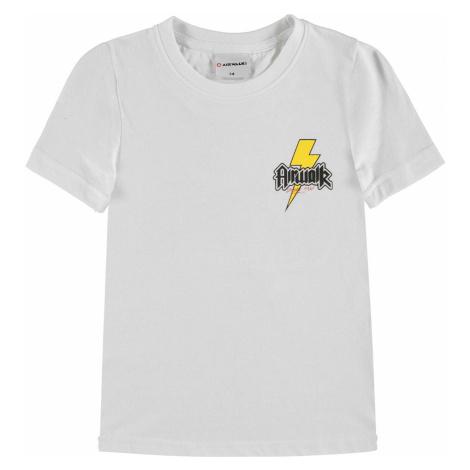 Airwalk Printed T Shirt Junior Bolt