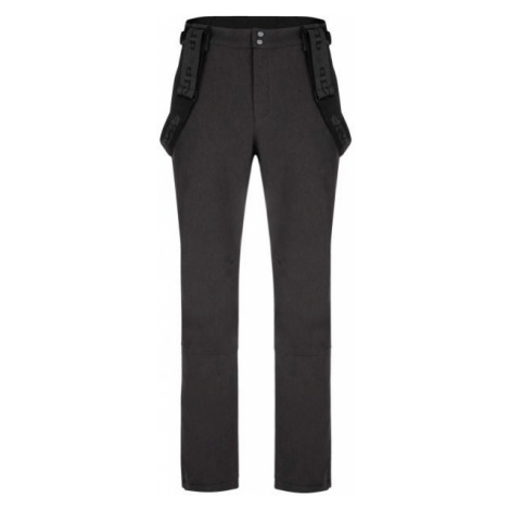 Loap LYENER sivá - Pánske softshellové nohavice