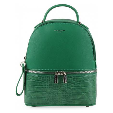 David Jones Paris Dámsky batoh 6269-1 - zelená