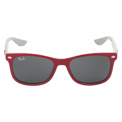 Ray-Ban Slnečné okuliare 'JUNIOR NEW WAYFARER'  červené