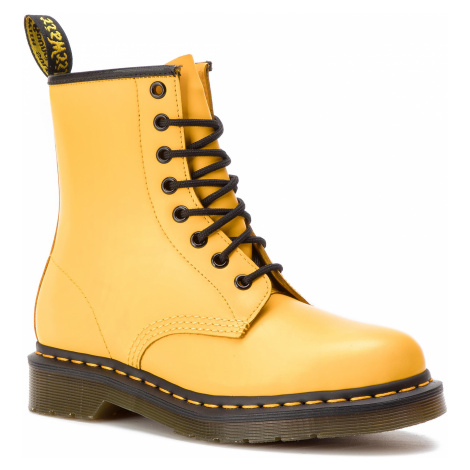 Glady DR. MARTENS - 1460 Smooth 24614700 Yellow Dr Martens