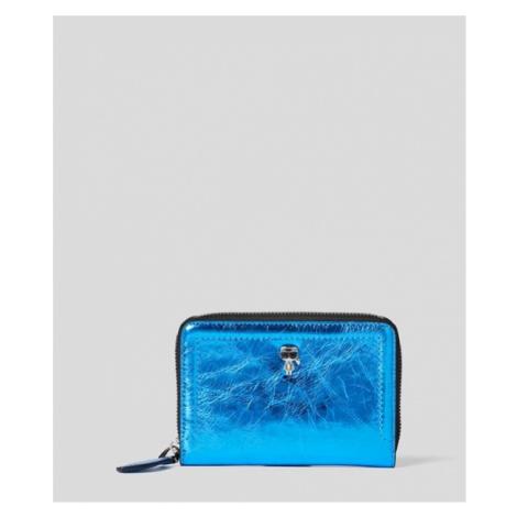 Peňaženka Karl Lagerfeld K/Ikonik 3D Pin Md Fold Wt