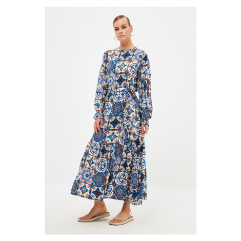 Dámske šaty Trendyol Multicolored