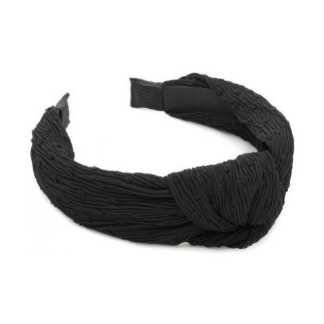 Doplnky do vlasov ACCCESSORIES 1WA-021-SS21 Materiał tekstylny