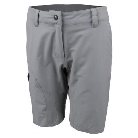 Head NANDA sivá - Dámske outdoorové šortky