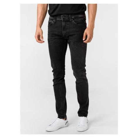Jondrill Jeans Replay Čierna