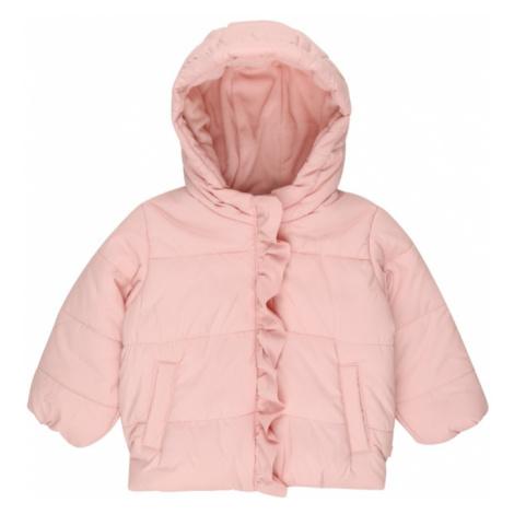 UNITED COLORS OF BENETTON Zimná bunda  staroružová