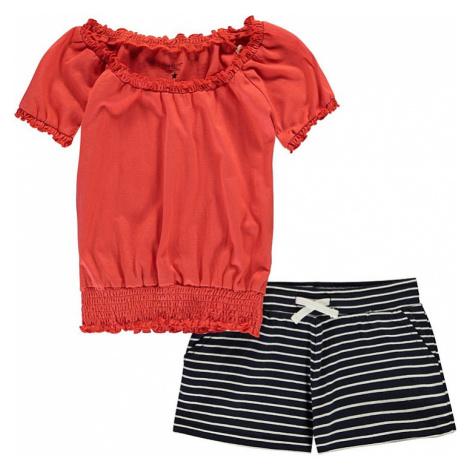 Dievčenské krátke pyžamo Crafted