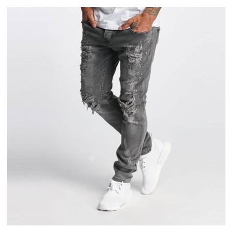 Cavallo de Ferro Brady Slim Fit Jeans Grey - Veľkosť:W 36