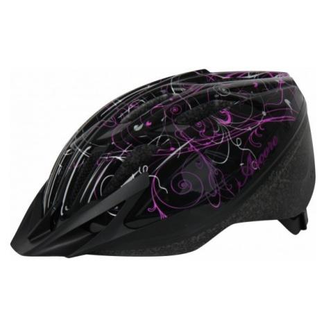 Arcore SCUP fialová - Cyklistická prilba