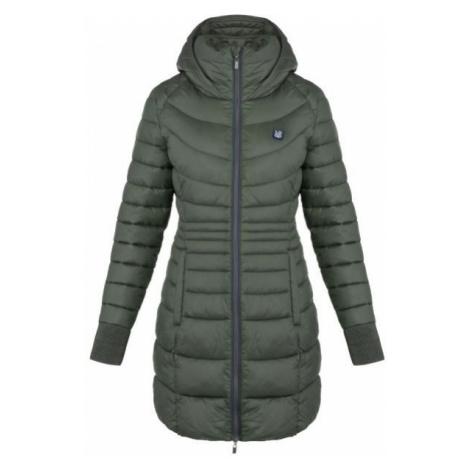 Loap JESNA zelená - Dámsky zimný kabát