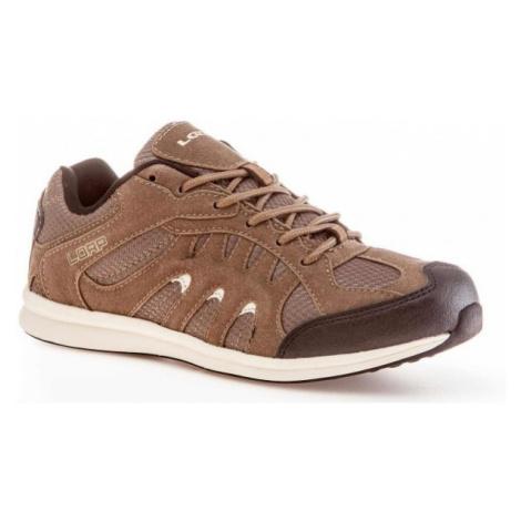 Loap SANI W hnedá - Dámska vychádzková obuv