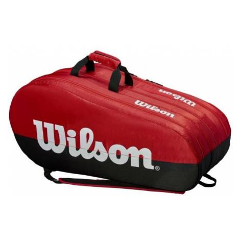 Wilson TEAM 3 COMP biela - Tenisová taška