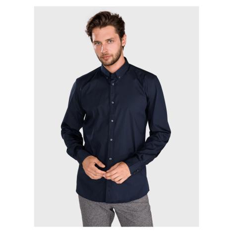 Košile Antony Morato Modrá