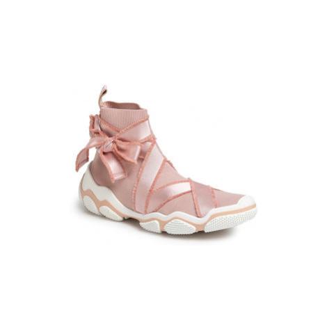 Red Valentino Sneakersy TQ2S0B89 Ružová