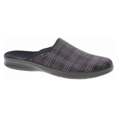 Pánské domácí pantofle Befado 548M011 černá 548M011