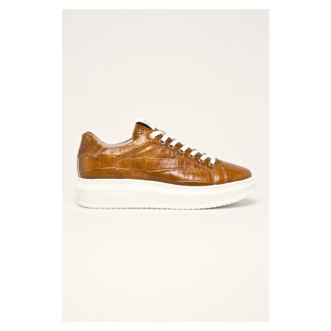 Tamaris - Kožená obuv
