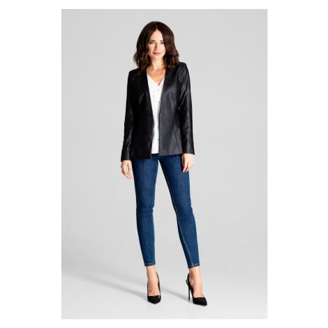 Lenitif Woman's Blazer L073 Black