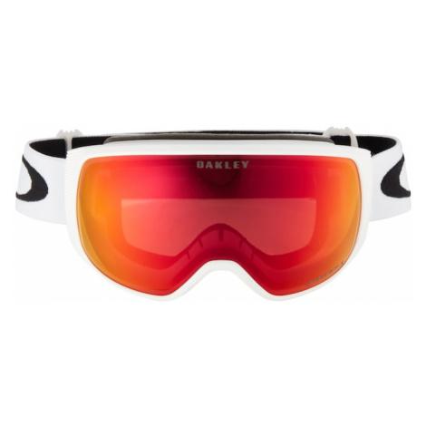 OAKLEY Športové okuliare 'Flight Tracker M'  červená / biela