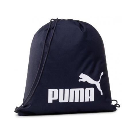 Vrecká na obuv Puma Phase Gym Sack 7494343 látkové