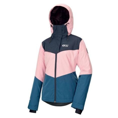 Picture WEEK END ružová - Dámska zimná bunda