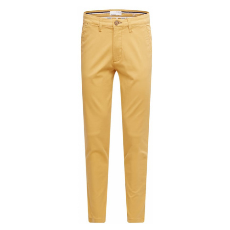SELECTED HOMME Chino nohavice 'SLHSLIM'  karí