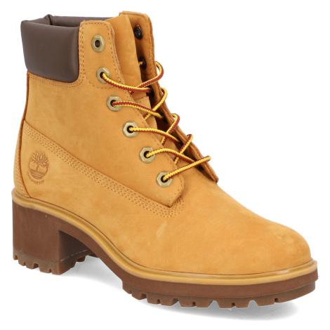 Timberland Kinsley 6 Inch Waterproof Boot Whea žltá
