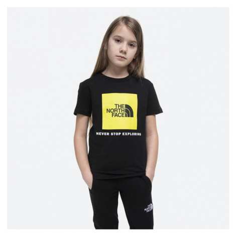 The North Face Youth S/S Box Tee NF0A3BS2C5W