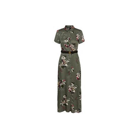 Vero Moda Dámske šaty VMLOVELY LAUREL Wreath FLOWERS