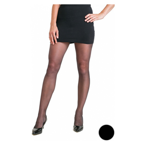 Bellinda Dámske matné pančuchové nohavice Matt DEN Black BE225021 -094